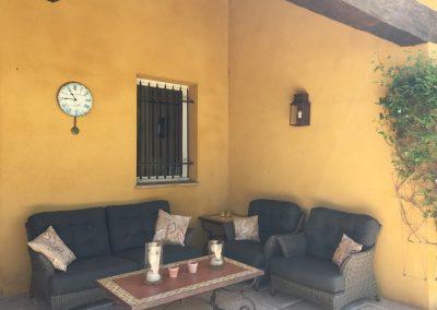 Villa Jackie - terraszitje 2
