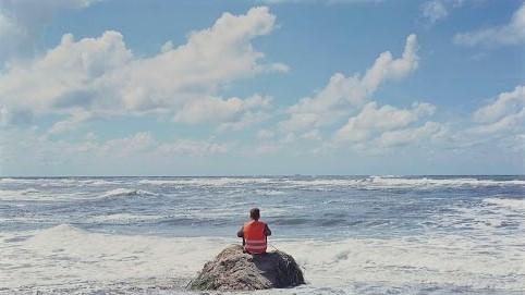 Filosoferen in zee - RIJKS