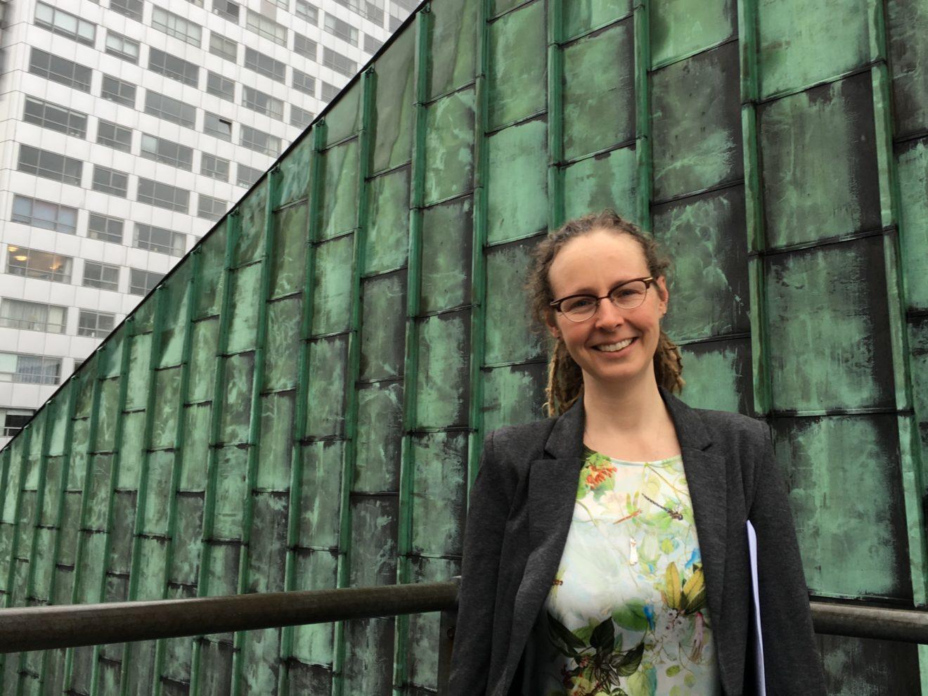 Bianca Boer uitsnee foto Oscar Westerhout