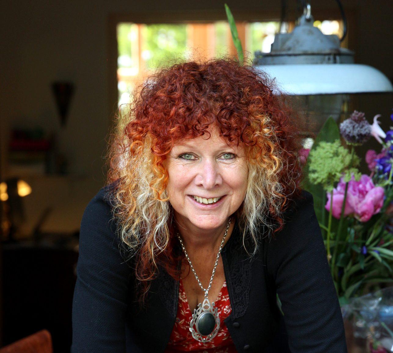Liggende foto - Carrie Portret - Sanne Donders kopie